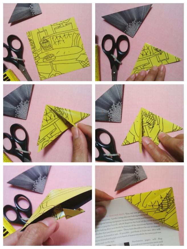 corner bookmark 2