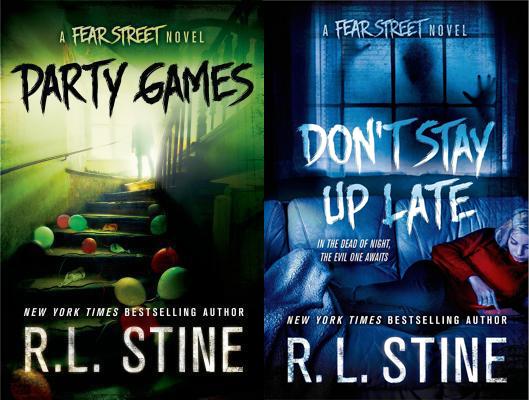 Judul terbaru dari seri Fear Street